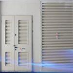 דלתות תריסים ומכסים לחדרי טרפו