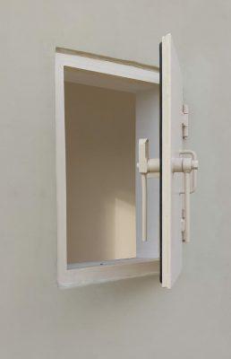 חלון למרחב המוגן